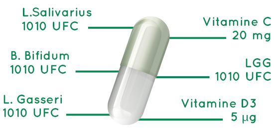 Rhinizen : défenses immunitaires