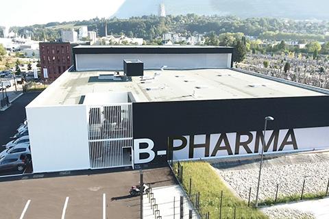 B-Pharma laboratoires : fabricant de compléments alimentaires à Chambéry, Savoie