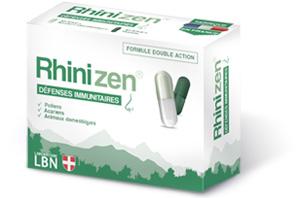 Rhinizen - Renforce les défenses immunitaires