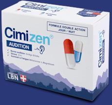 CimiZen Audition, traitement des acouphènes de jour comme de nuit