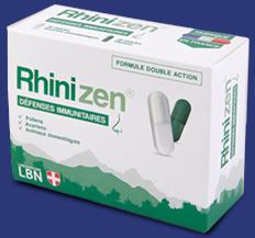 Rhinizen, défenses immunitaires
